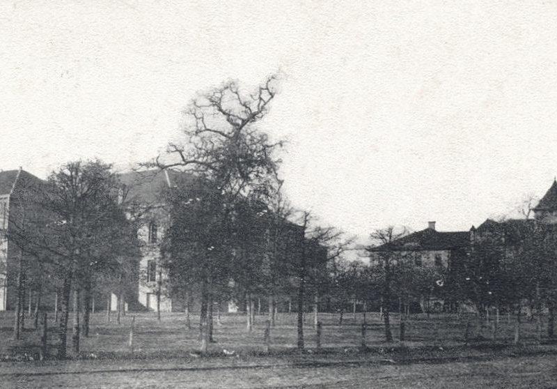 UNT Buildings in 1910