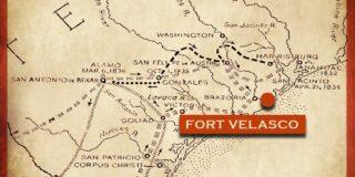 Map of Velasco Battle