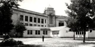 The University of Houston in 1934